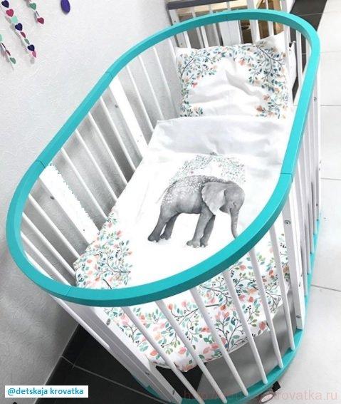 Детская Кровать трансформер, что это?