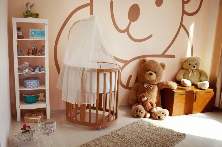 Фурнитура для детской кроватки